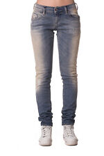 DIESEL W25 L32 Women's Grupee. 0840A STRETCH Faded Low Waist Skinny Fit Jeans