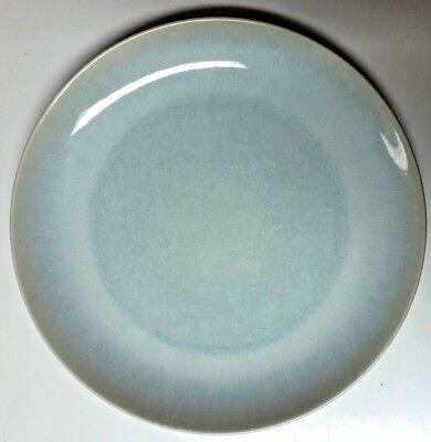 Kim Seybert Shakti 8 25 Dessert Plate Crackle Sea Glass Pooling Ombre New 685276100168 Ebay