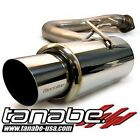 Tanabe Medalion Concept g Axle-Back Exhaust 2005-2010 For Scion tC T80106A