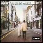 (What's the Story) Morning Glory? par Oasis (2 Vinyles LP, Album, 2014, Réédition, Remasterisé)