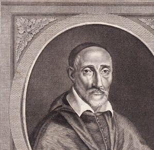 Portrait-XVIIIe-Henri-De-Sponde-Henricus-Spondanus-Juriste-Eveque-Pamiers
