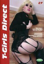 T-GIRLS DIRECT CONTACTS  - Transvestite Cross-Dressing Lifestyle Magazine