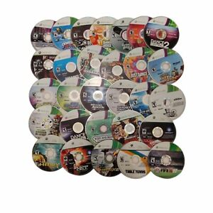 Microsoft Xbox 360 Video Games Disc Only Huge Selection You Choose Tested Works