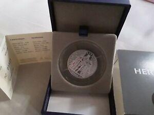 10 Euros Argent Monnaie De Paris Hercule 2012 Be Belle épreuve
