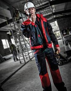 Details zu Industry IN260 Arbeitsjacke Malerjacke IN7001 | Dickies