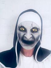 a039ca8a4 item 6 The Nun Mask Latex Conjuring Horror Fancy Dress Valak Habit  Halloween Costume -The Nun Mask Latex Conjuring Horror Fancy Dress Valak  Habit Halloween ...
