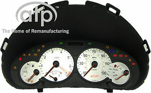 peugeot 206 instrument cluster repair service ebay rh ebay co uk Ford Fusion Dashboard Subaru Forester Dashboard