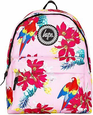 HYPE Evie Camo Backpack BTS19017 HYPE Schoolbag