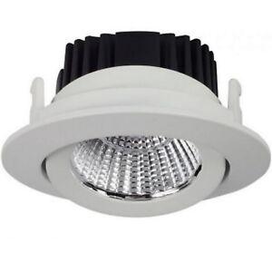 Lampe Encastrable LED Spot Encastré 7W Intensité Variable 6er Set