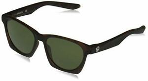 Dragon-Alliance-Post-Up-Sunglasses-Tortoise-Frames-with-Green-Lens