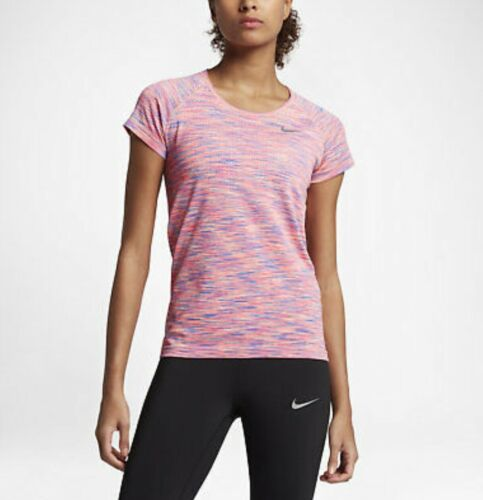 Dri multicolor 831498 corta 435 Camiseta Knit Nike de grande manga para correr q667Yvy