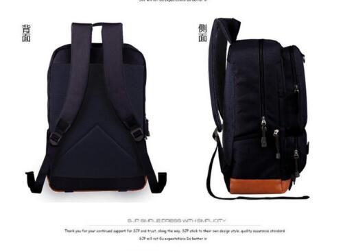 kimono umbrella girl Anime Backpack School Shoulder Laptop travel bag New