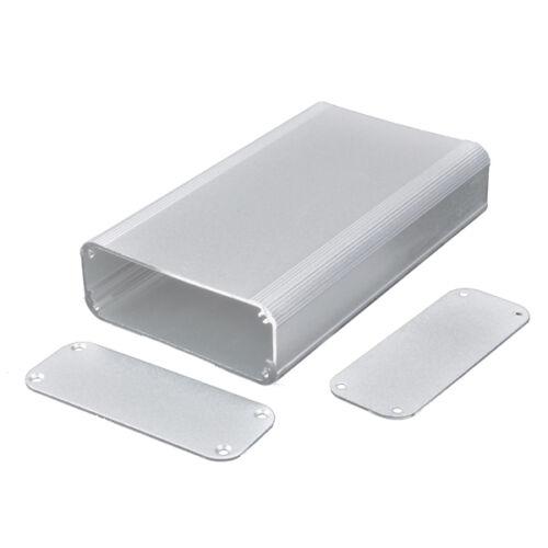Aluminum Project Box Aluminum Enclosure Case Electronic for PCB DIY 110*66*24mm