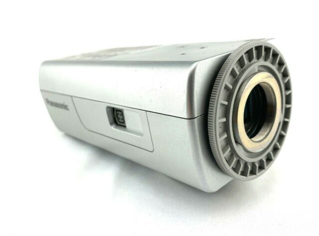 New Panasonic WV-NP304 High-Quality Fixed Network Camera Camcorder WVNP304