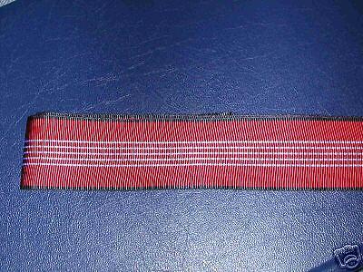 1936  Olympic Medal  Ribbon Free UK p/&p. GERMAN