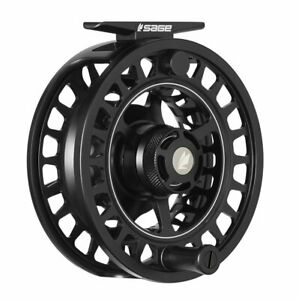Sage-Spectrum-Max-7-8-Fly-Reel-Color-Stealth-NEW-FREE-FLY-LINE