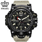 Men Sport Waterproof Fashion Analog digital LED light S SHOCK Electronic Watches