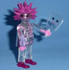 Playmobil Series 10 Pink Robot / Mime Artist / Android - Female Figure 6841 NEW