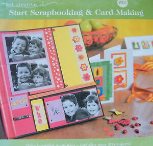 Start-Scrapbooking-amp-Card-Making-Get-Creative-With-30-Projects-Softcover