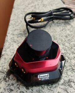 Scheda Audio Creative Sound Blaster Z modulo collegamento cuffie e microfono