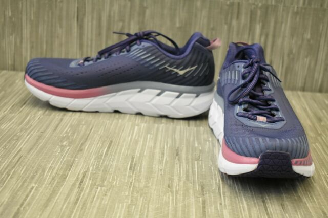 Blue Clifton 5 Running SNEAKERS