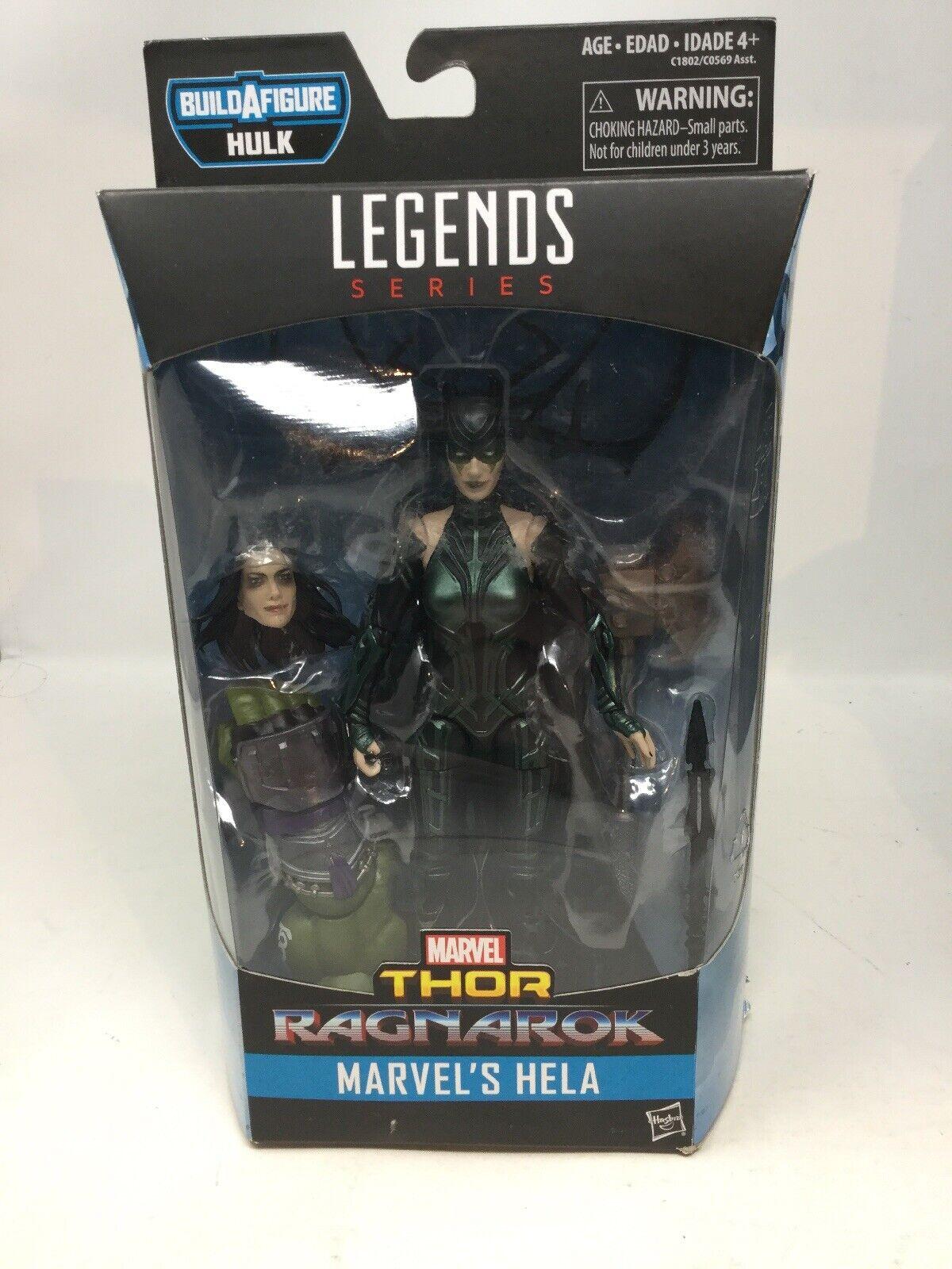 New Hasbro Marvel Legends Legends Legends HELA 6 Figure Thor Ragnarok Wave Hulk BAF part e88958