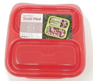 GOODBYN SMALL MEAL RED COLOR