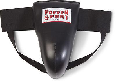 Amichevole Paffen Sport Contest Profondamente Protezione. Nero. M-xl. Profi Box, Kick Box, Muay Tha-