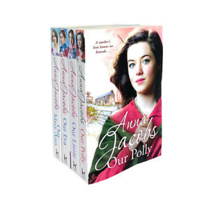 Anna-Jacobs-The-Kershaw-Sisters-4-Books-Collection-Set-Our-Lizzie-Our-Eva