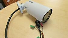 New Pelco Ibe322 1r 3 Megapixel Sarix Enhanced Network Outdoor Ir Bullet Camera