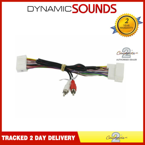 CT29HY01 Aux Auxiliary MP3 iPod iPhone Adaptor Lead for Hyundai IX35