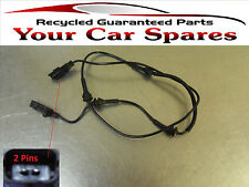 Peugeot 407 2.0 HDi - Driver Side Front ABS Sensor
