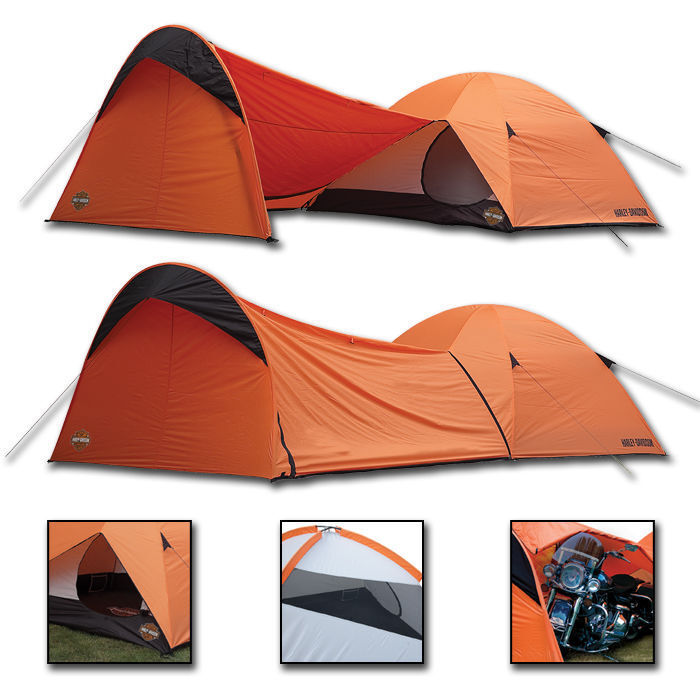 Harley-Davidson  - Riders Dome Tent HDL-10010A - SHIPS FAST