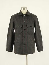 1980s BEMIDJI WOOLEN MILLS Vintage Malone Wool Hunting Coat Medium M