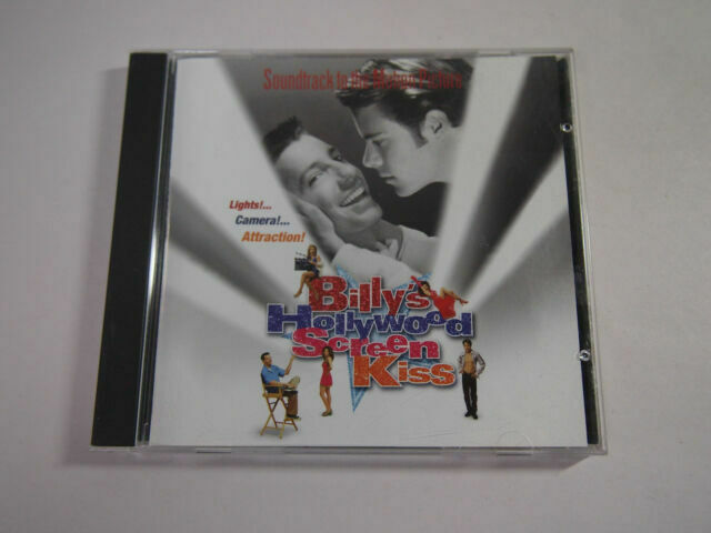 Billy s Hollywood Screen Kiss 1998 Original Soundtrack CD By Various Artists - $8.99