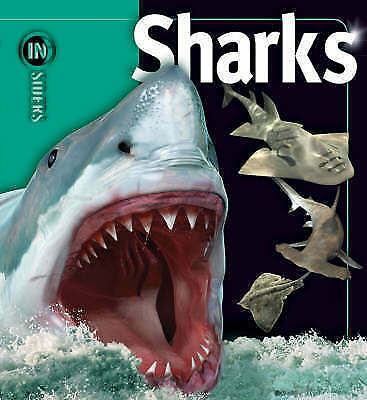"""""""AS NEW"""" McMillan, Beverly, Sharks (Insiders Series) Book"""