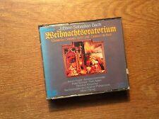 Bach - Weihnachtsoratorium (Christmas Oratorio)[3 CD Box]  Peter Schreier Flämig
