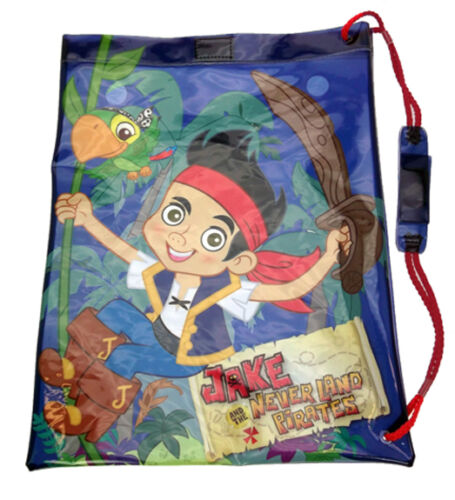 Jake and the Neverland PiratesSkully PVC WaterproofSchoolSwimGym Bag