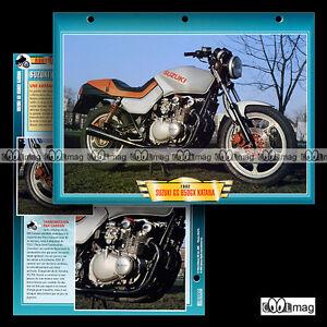 041-04-Fiche-Moto-SUZUKI-GS-650-G-KATANA-1981-1984-Motorcycle-Card