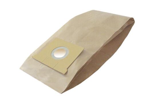 mehrlagig 497.961 - 10 Staubsaugerbeutel geeignet für Flex S36 S 36 M K12