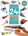 Make 24 Paper Planes: Includes Awesome Launcher Kit! by Elizabeth Golding (Paperback / softback, 2015)