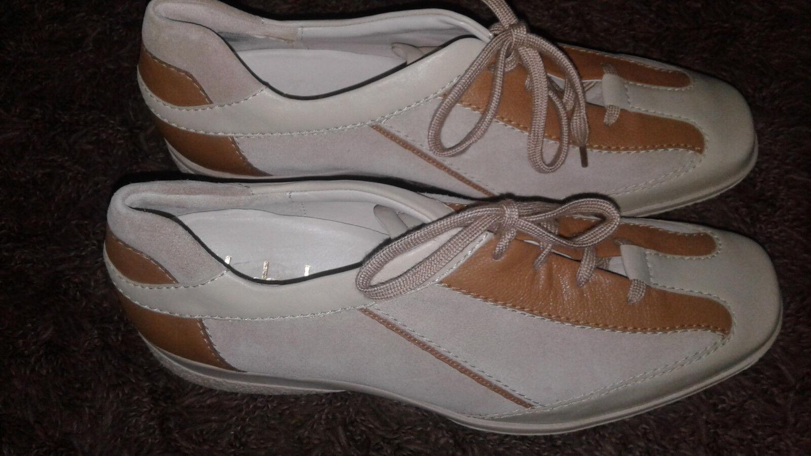 Schöne Schuhe von Verhulst, Größe 7,5 (41) mit mit mit auswechselbarer Sohle, neuwertig 7b9c3f