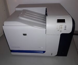 HP CP3525DN PRINTER DRIVER UPDATE