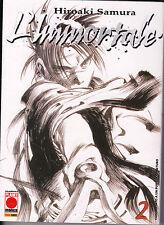 L'IMMORTALE n°  2  Prima Ristampa - Edizione Planet Manga