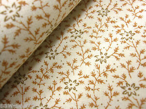 Tessuto per tende delicato cotone stampa floreale materiale 170cm x