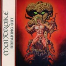 MANDRAKE Breaking Out CD - Feat. Cole Hamilton / WITCH CROSS /WITCHCROSS 162850