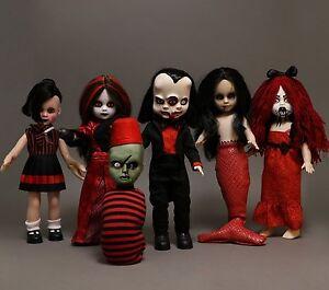 MEZCO Living Dead Dolls Set 30