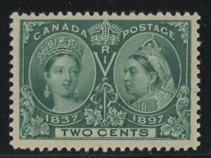 MOTON114-52-Jubilee-2c-Canada-mint-well-centered