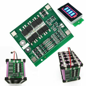 1PC-3S-11-1V-12-6V-25A-18650-Li-ion-Lithium-Battery-BMS-PCB-Protection-Board-NEW