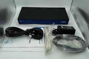 AT&T NETGATE 8200 AT&T MCFEE 8-PORT FIREWALL SWITCHES